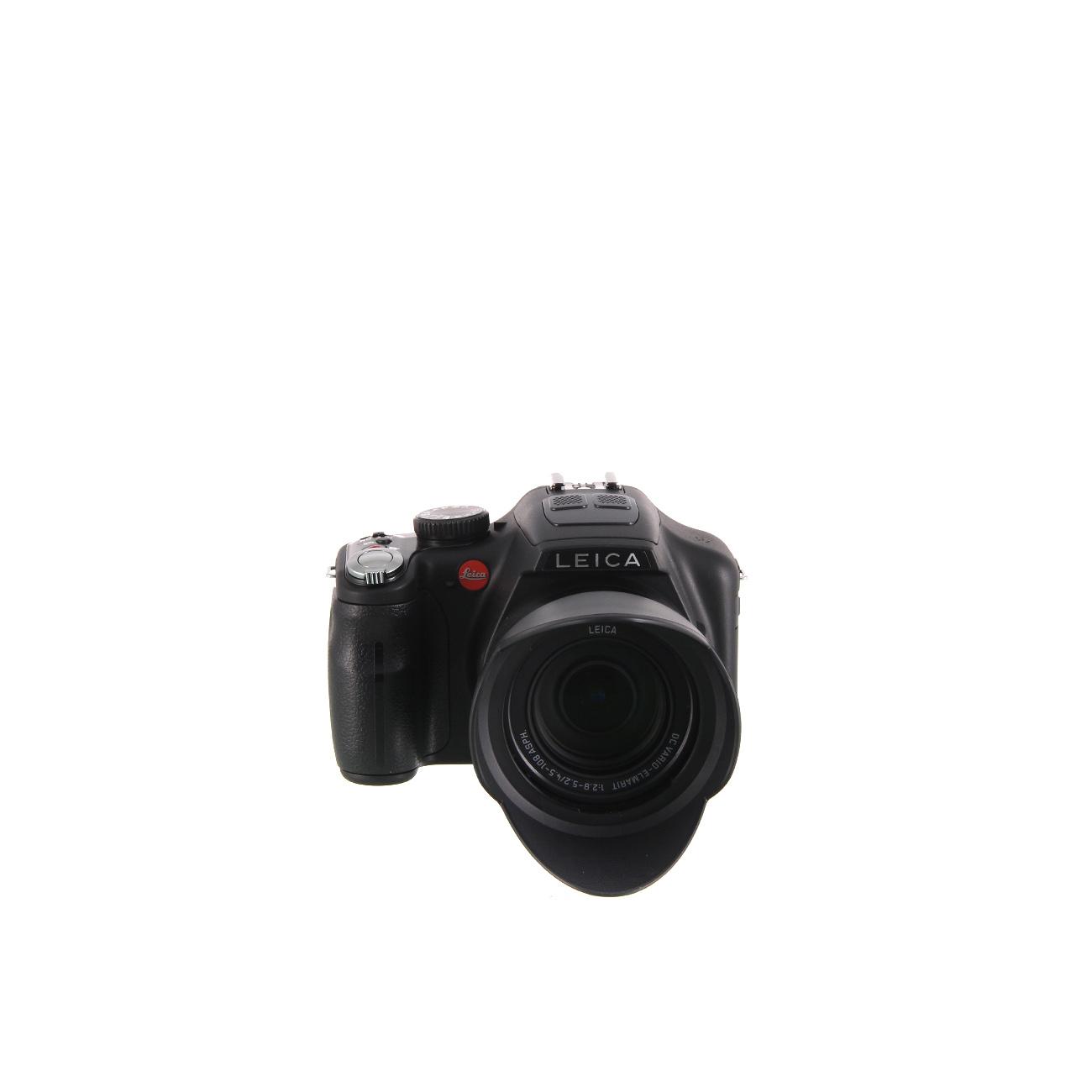 Купить Фотоаппарат компактный премиум Leica V-lux 3 E Black недорого  Москва, Екатеринбург, Уфа, Новосибирск
