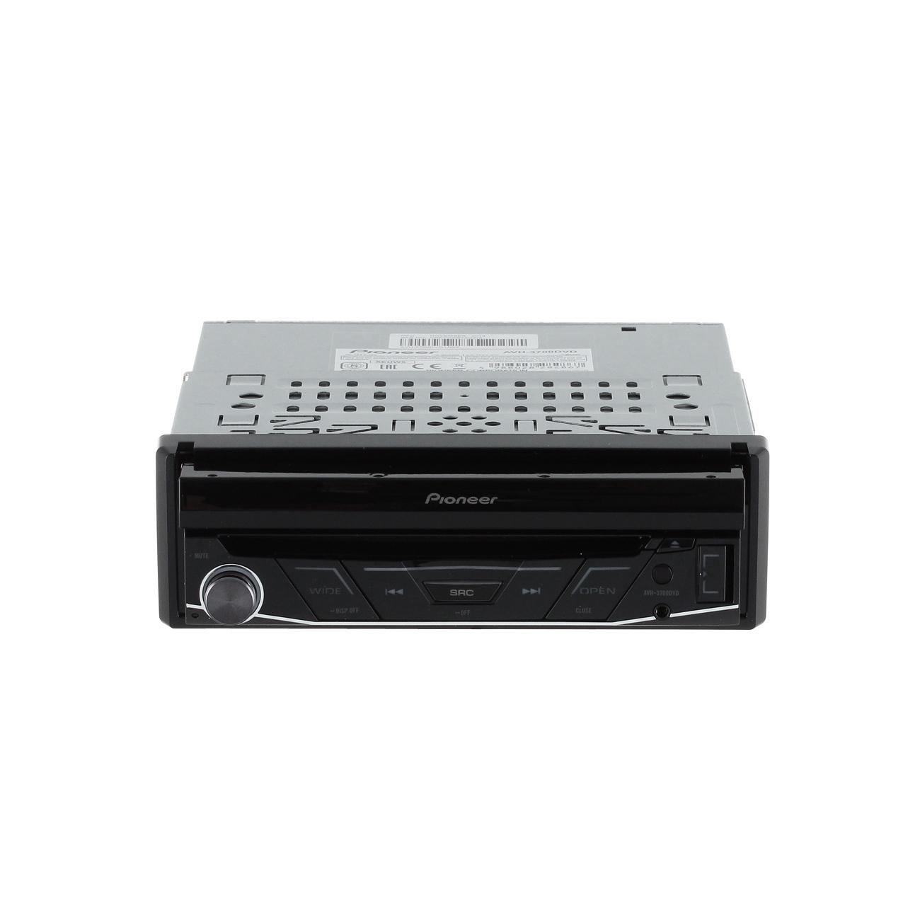 Купить Автомобильная магнитола с DVD + монитор Pioneer AVH-3700DVD недорого  Москва, Екатеринбург, Уфа, Новосибирск