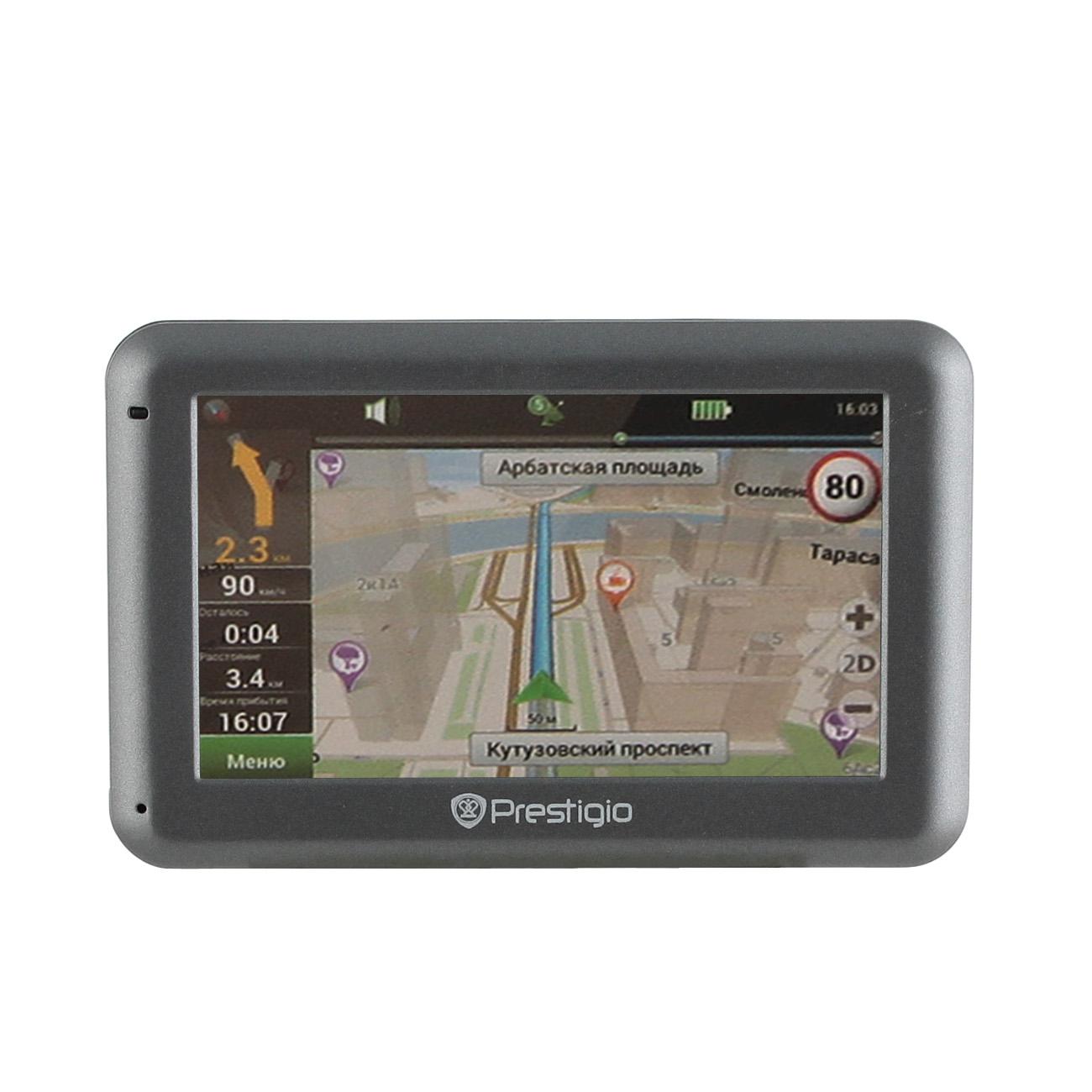 инструкция к навигатору prestigio geovision 4055