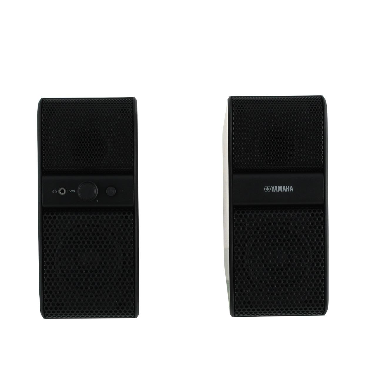 Купить Активные полочные колонки Yamaha NX-50 Black недорого