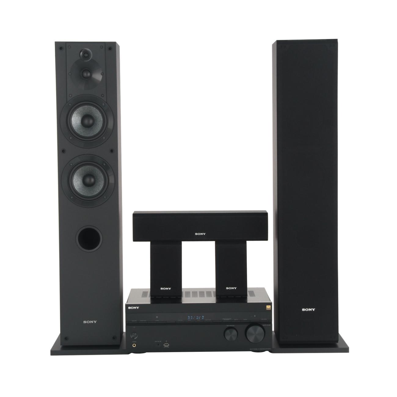 Купить Набор для домашнего кинотеатра Sony STR-DH750 недорого