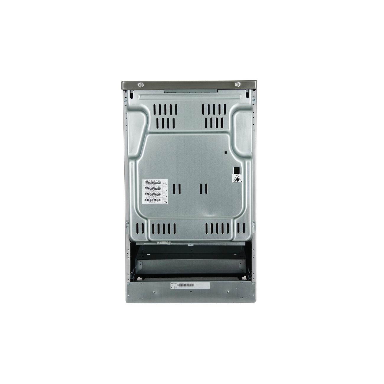 электрическая плита electrolux ekc 952501 x инструкция
