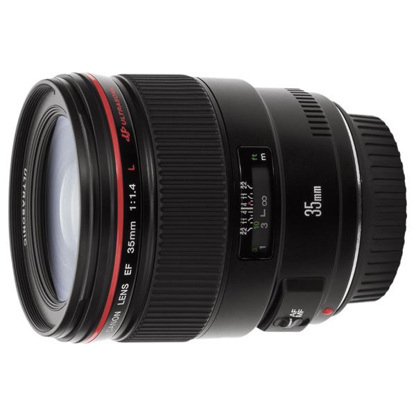Объектив Canon EF 35 f/1.4 L USM
