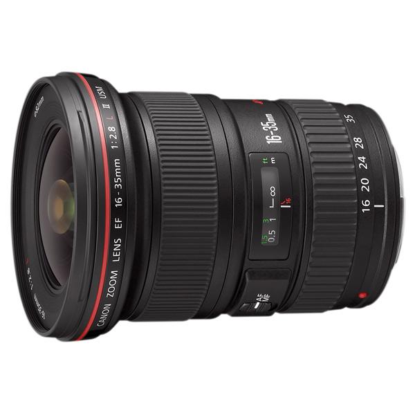 Canon EF16-35 2.8L II USM фото