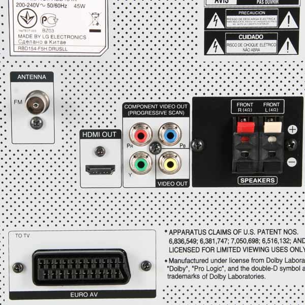 Музыкальный центр Mini LG RBD154K купить недорого Лучшая цена ... 71c665aaa49