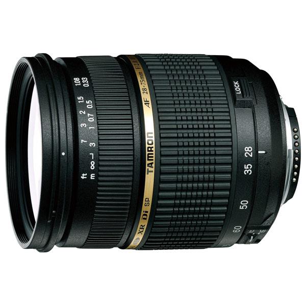 Объектив Tamron SP AF28-75ммF/2.8 XRDiLD Asl IF Макро Canon(A09E)