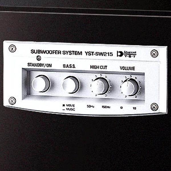 Купить Сабвуфер Yamaha YST-SW215 Piano недорого