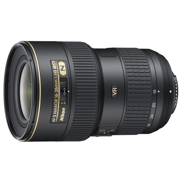 Nikon AF-S Nikkor 16-35mm f/4G ED VR фото