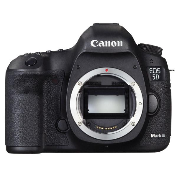 Фотоаппарат зеркальный премиум Canon EOS 5D Mark III Body Black