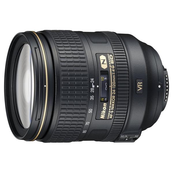 Nikon AF-S NIKKOR 24-120mm f/4G ED VR фото