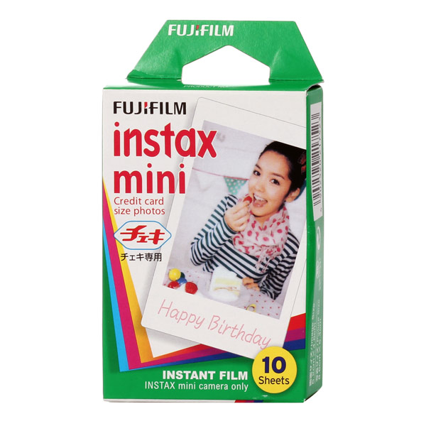 Картридж для фотоаппарата Fujifilm Colorfilm Instax Mini Glossy 10/PK fujifilm colorfilm instax mini 10 2pk картридж
