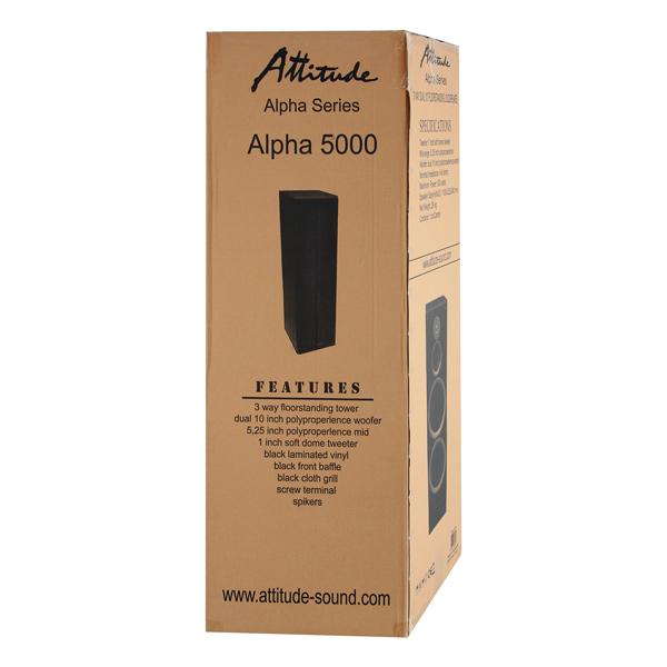 Купить Напольные колонки Attitude Alpha 5000 недорого