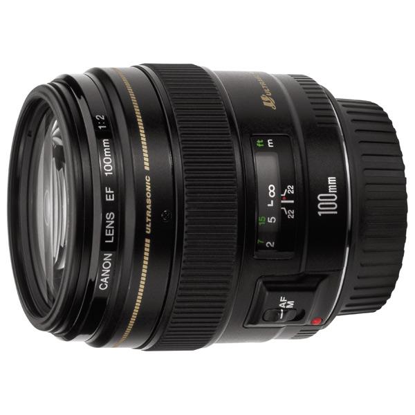 Объектив Canon EF100mm F/2 USM