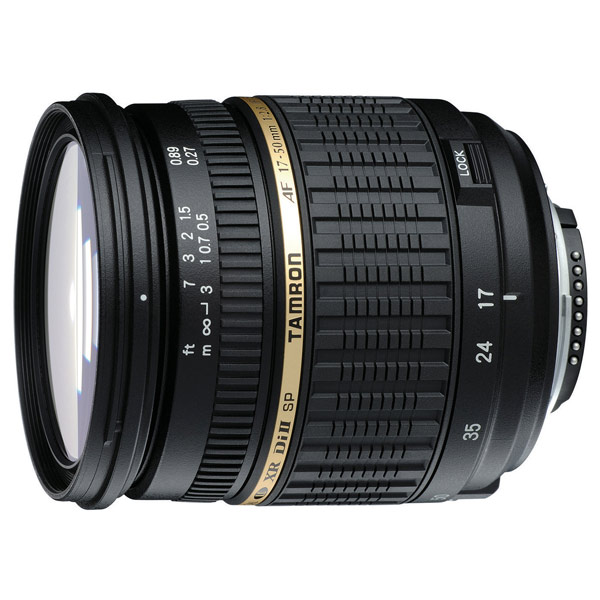 Объектив Tamron SP AF17-50мм F/2.8 XR Di II LD Nikon (A16N)