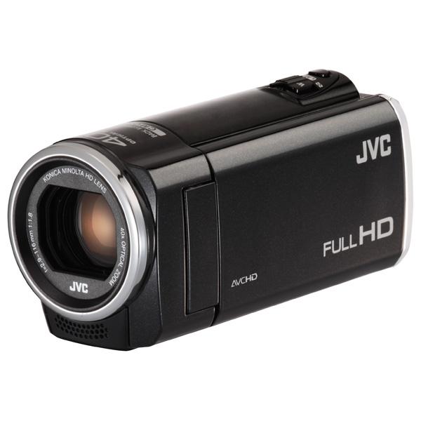 jvc видеокамера hd: