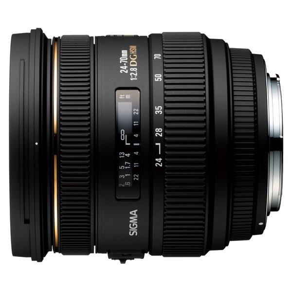 Объектив для зеркального фотоаппарата Sigma от М.Видео