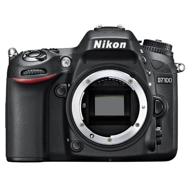 ����������� ���������� Nikon D7100 Body Black