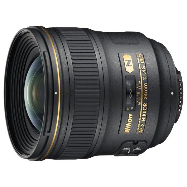 Nikon 24mm f/1.4G AF-S ED Nikkor фото