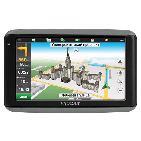 Портативный GPS-навигатор Prology