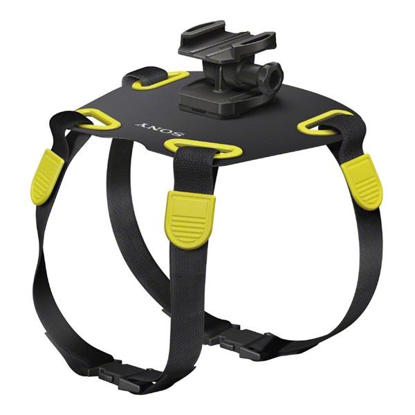 Аксессуар для экшн камер Sony Ремень для собаки с держателем AKA-DM1
