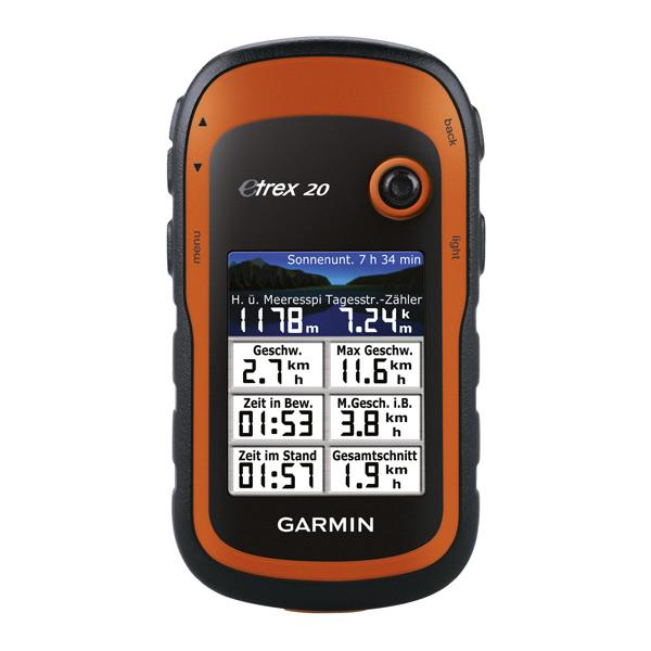 Garmin eTrex20 GPS Глонасс Россия