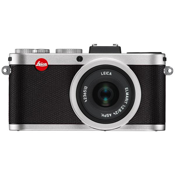 Фотоаппарат компактный премиум Leica X2 Silver
