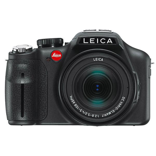 Фотоаппарат компактный премиум Leica V-lux 3 E Black  Москва, Екатеринбург, Уфа, Новосибирск
