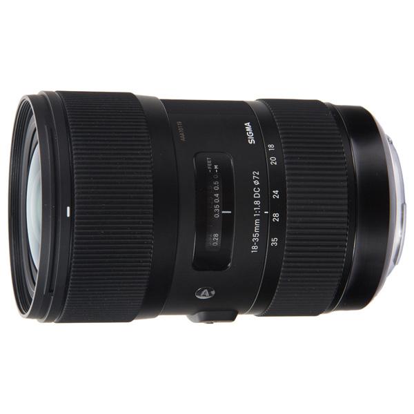 Объектив Sigma AF 18-35mm F1.8 DC HSM Canon