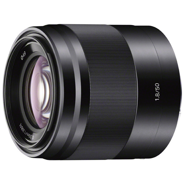 Объектив Sony SEL50F18