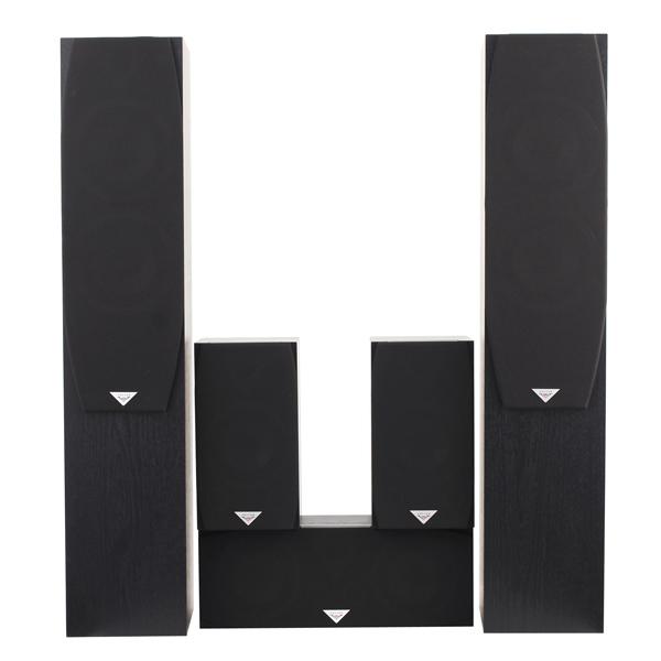 Купить Комплект акустических систем Vector HX 5.0 недорого