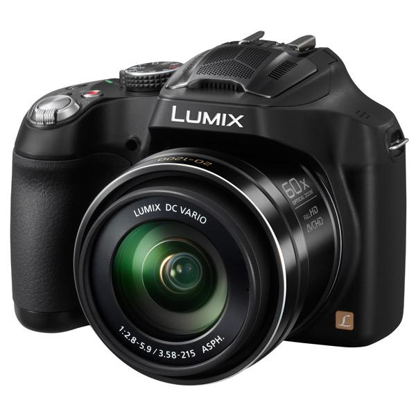Фотоаппарат компактный PanasonicЦифровые компактные фотоаппараты<br>Диапазон выдержки: 60 - 1/2000 сек,<br>Фокусное расстояние: 3.58 - 215 мм,<br>Автоматическая фокусировка: Да,<br>Кабель AV: доп.опция,<br>Диагональ дисплея: 3 ,<br>Алгоритм сжатия MPEG4: Да,<br>Вид гарантии: гарантийный талон,<br>Панорамная съемка: Да,<br>Кабель USB: в комплекте,<br>Базовый цвет: черный,<br>Выход HDMI: miniHDMI,<br>Порт USB: miniUSB 2.0,<br>Зарядка от USB порта: Да,<br>Габаритные размеры (В*Ш*Г): 97*130*118 мм,<br>Серия: LUMIX,<br>Емкость аккумулятора: 895 мАч,<br>Разрешение видоискателя: 202000 Пикс<br><br>Вес г: 562<br>Ширина мм: 130<br>Глубина мм: 118<br>Высота мм: 97<br>Цвет : черный