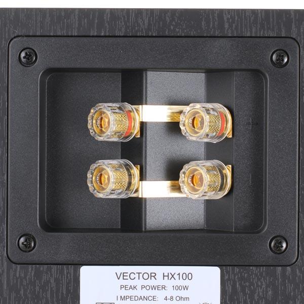Купить Полочные колонки Vector HX100 недорого