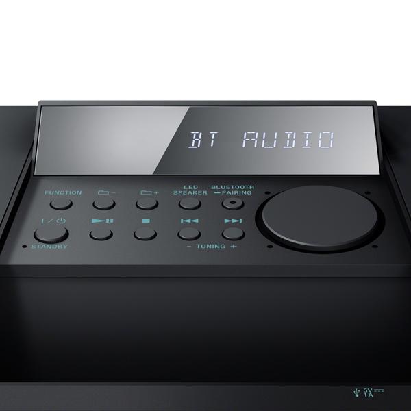 Музыкальный центр Mini Sony GTK-N1BT BC купить недорого Лучшая цена ... b0320f649a4