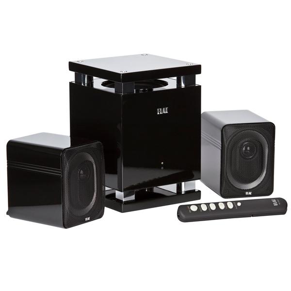 Комплект акустических систем Elac от М.Видео