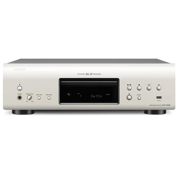CD-плеер Denon DCD-1520AE Premium Silver