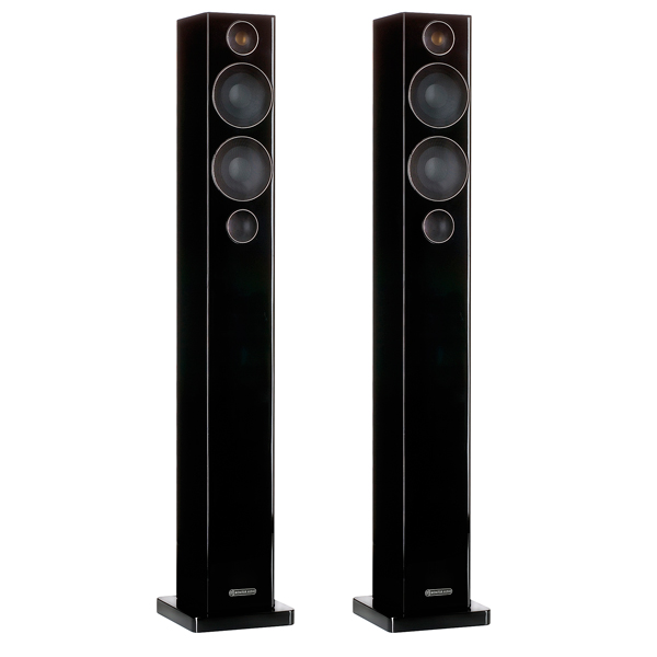 Напольные колонки Monitor Audio Radius 270 High Gloss Black