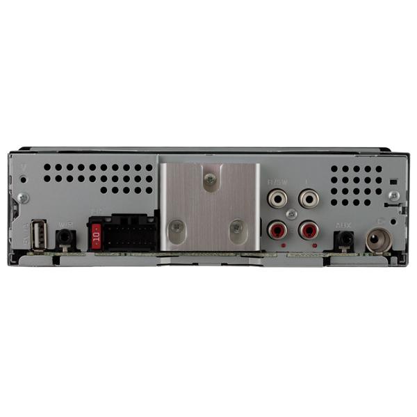 Pioneer Mvh X460ui инструкция - фото 2