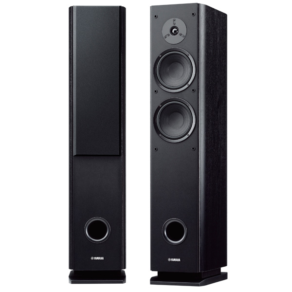 Напольные колонки Yamaha NS-F160 Black. Доставка по России