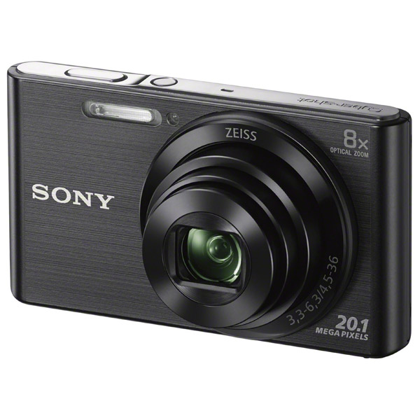 Sony Cyber-shot DSC-W830 Black 1400mah camera battery for sony np bg1 np fg1 dsc h3 dsc w70 bc csge bc csgd w30