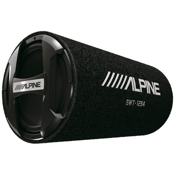 Автомобильный сабвуфер корпусной Alpine