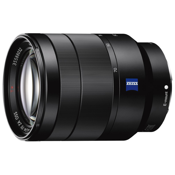 Объектив премиум Sony 24-70mm f/4 ZA OSS (SEL-2470Z) объектив премиум sony 28 70mm f 3 5 5 6 oss sel 2870