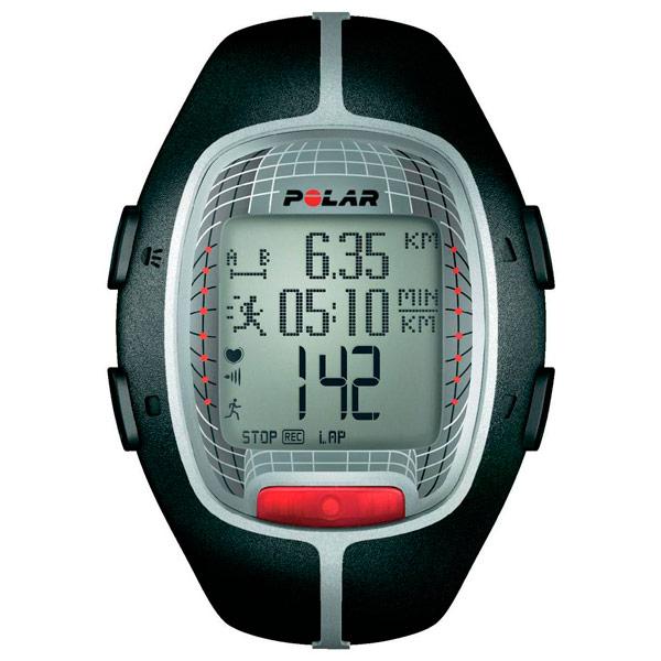Спортивные часы Polar RS300X Black