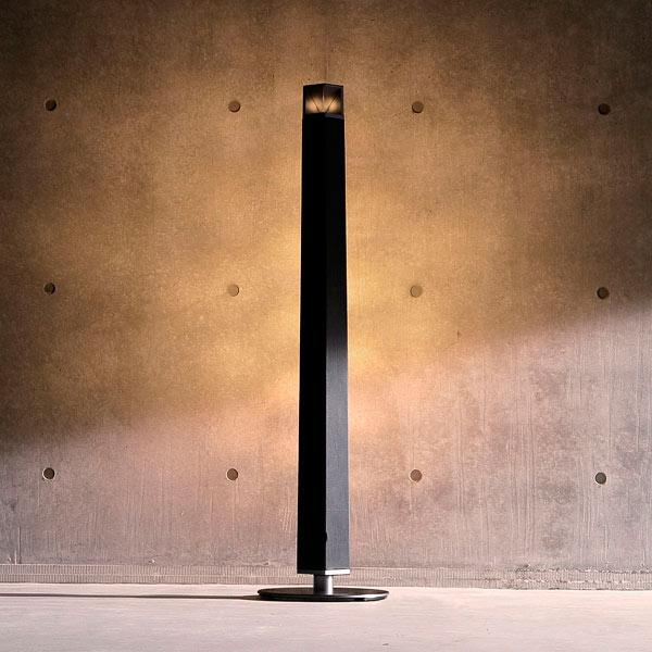 Купить Активные напольные колонки Yamaha LSX-700 Black недорого
