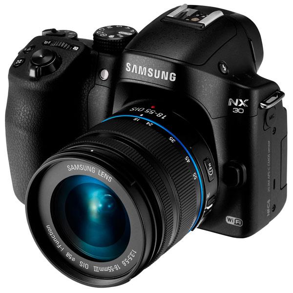 Samsung NX30 kit