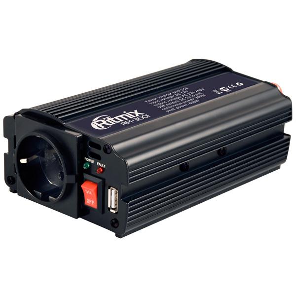 Автопреобразователь напряжения Ritmix RPI-3001