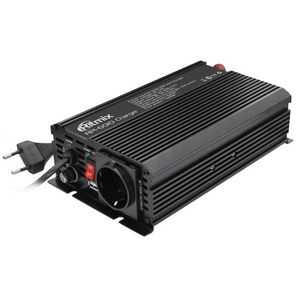 Автопреобразователь напряжения Ritmix RPI-6010 Charger