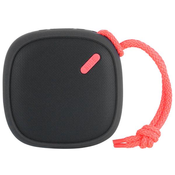 Беспроводная акустика Nude AudioБеспроводная акустика<br>Вид гарантии: по чеку,<br>Вход 3.5 мм аудио: 1,<br>Кабель USB: в комплекте,<br>Работа от аккумулятора: до 8 часов,<br>Кабель аудио 3.5 мм - 3.5 мм: доп.опция,<br>Блок питания: доп.опция,<br>Порт USB: microUSB 2.0,<br>Тип беспроводных колонок: Bluetooth,<br>Встроенный модуль Bluetooth: Да,<br>Тип аккумулятора: Li-Ion,<br>Громкая связь Bluetooth: Да,<br>Цвет: черный,<br>Bluetooth (версия): 3.0,<br>Вес: 191 г,<br>Габаритные размеры (В*Ш*Г): 9.8*9.8*4 см,<br>Гарантия: 1 год,<br>Передача стерео по Bluetooth (A2DP): Да<br>