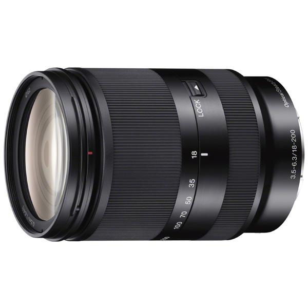 Объектив для системного фотоаппарата Sony SEL18200LE