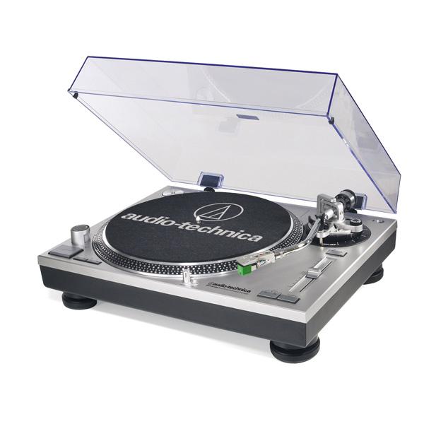 Проигрыватель виниловых дисков Audio-Technica AT-LP120-USB