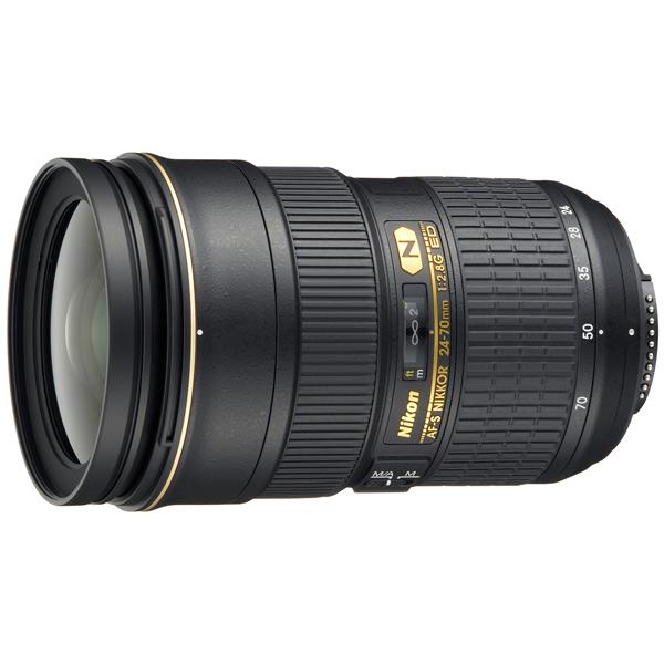 Nikon 24-70mm f/2.8G ED AF-S Nikkor